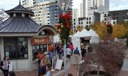 Charlotte Christmas Village