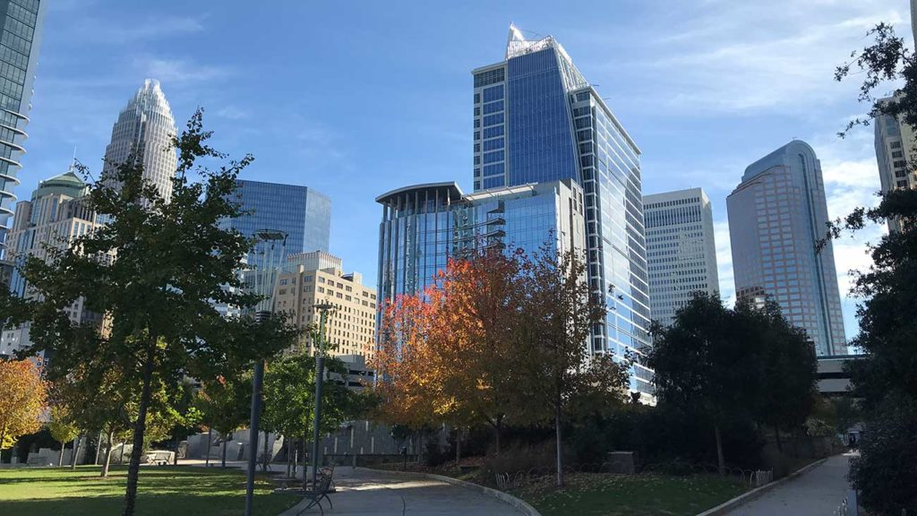How Charlotte employers stack up for prospective parents