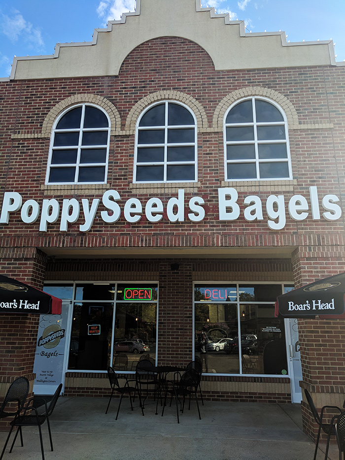 outside-poppyseeds-bagels-charlotte