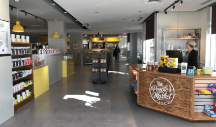 The People's Market is now open in Dilworth