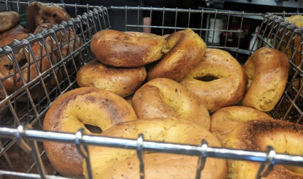 Poppyseeds Bagels is a contender for top bagel spot