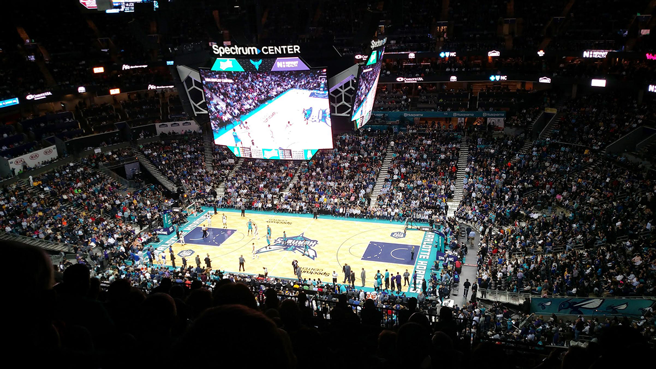 Enter to win 4 tickets to see Toronto Raptors vs. Charlotte Hornets on Feb. 11 presented by Bank of America