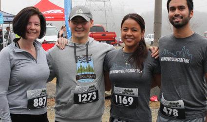 2018 Charlotte Running Company Trail Race