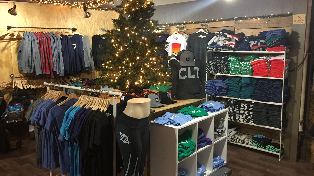 704 Shop Black Friday sales figures up 100% from last year — and their South End retail store opens on Saturday