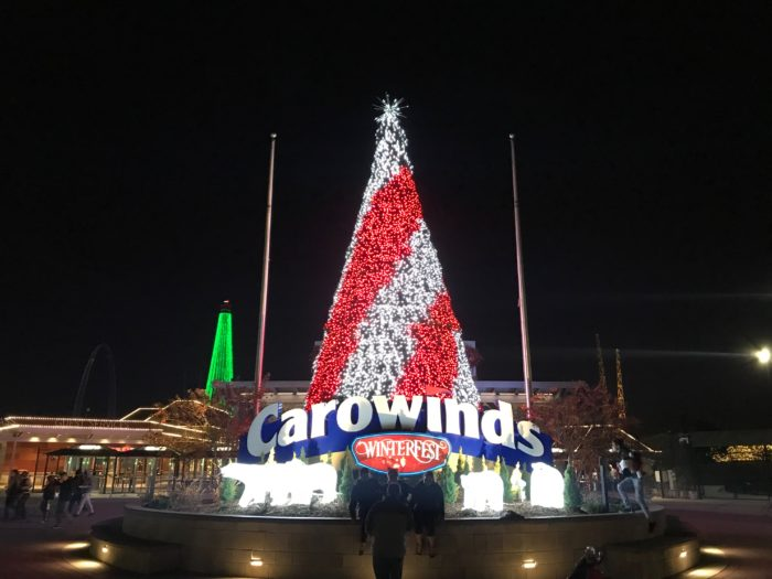 WinterFest transforms Carowinds into a holiday wonderland with 5