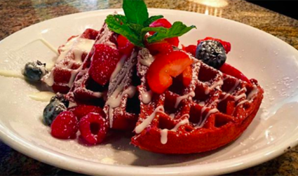 Make your reservation now for December 24 and enjoy the tastiest Christmas Eve at Napa on Providence's The Night Before Christmas Brunch & Dinner