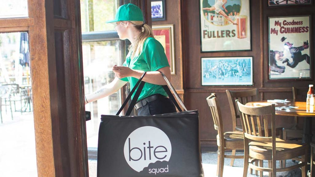 Food delivery service Bite Squad expands into Charlotte after buying 17 competitors