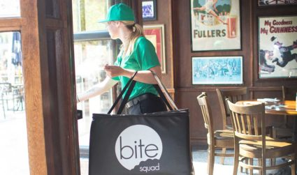 Food delivery service Bite Squad expands into Charlotte after buying 17...