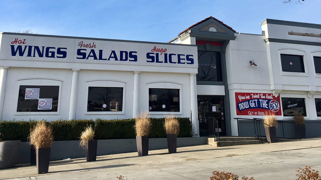 Fuel Pizza's two-story Park Road Shopping Center location closes, looks like CAVA will replace it