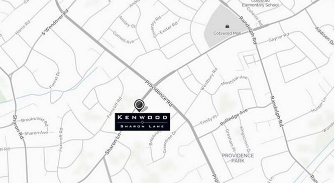 location-of-kenwood-sharon-lane