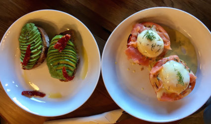 Could a coffee shop have the best breakfast in our city? Not Just Coffee Dilworth making strong case