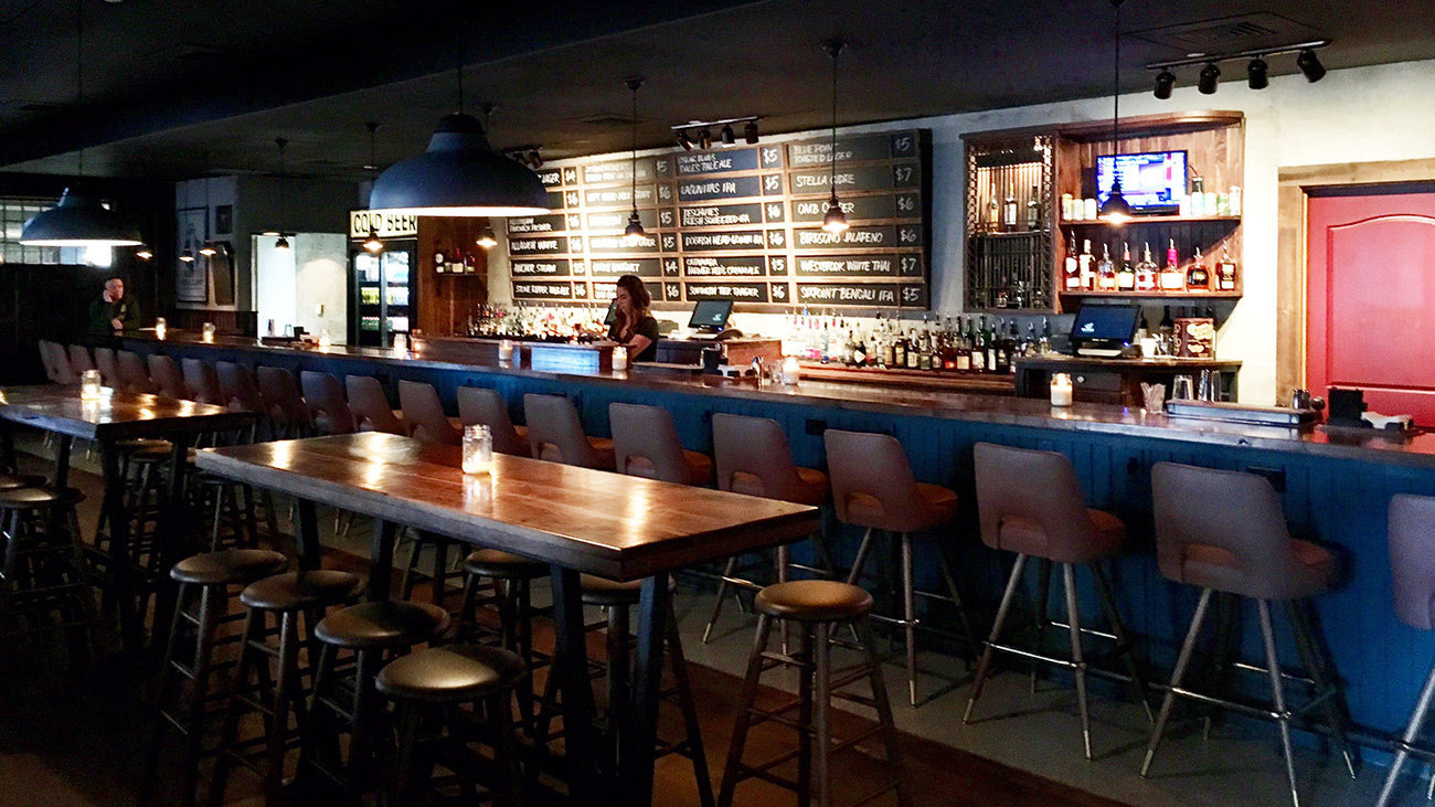 The Daily, a new American restaurant and bar, now open in Uptown