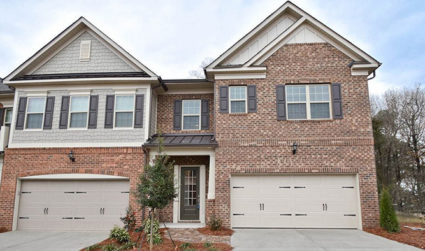 Brand new townhome in Ballantyne