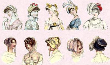 Fashionistas of the 19th Century