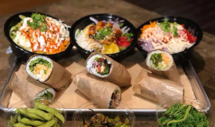 Umami PokéRito is now open in South Charlotte. Take a look...