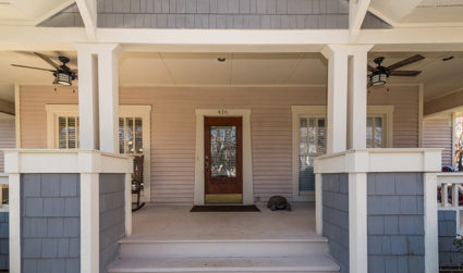 Home of the day: Dreamy front porch living in Olmsted Park / 3bd,2ba / $495,000
