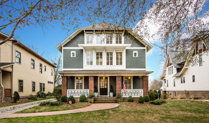 Stunning Dilworth craftsman with big lot