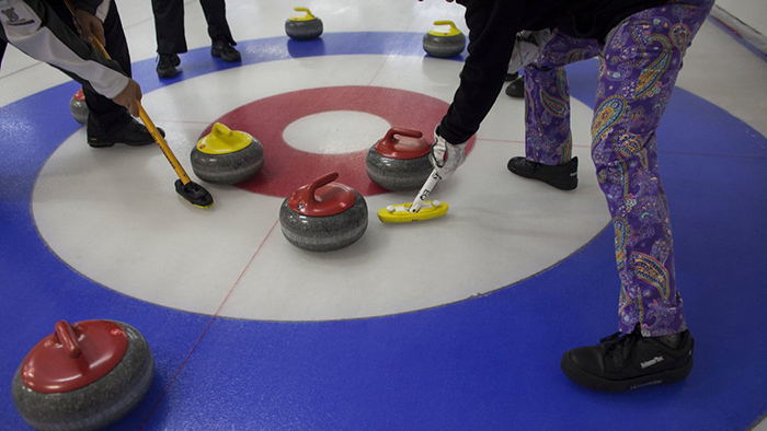 Eat Drink And Learn To Curl At The Charlotte Curling Open House On