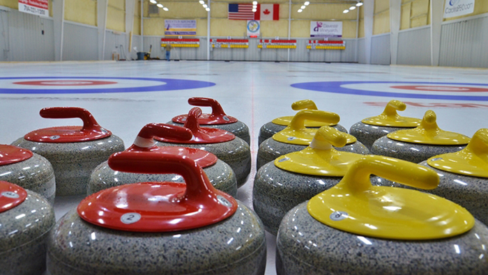 Feel Like An Olympian At The Charlotte Curling Open House On