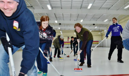 Charlotte Curling Open House