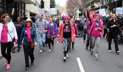 Charlotte Women's March 2018