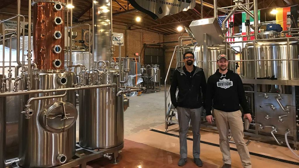 Love local breweries? This Charlotte company probably helped build them