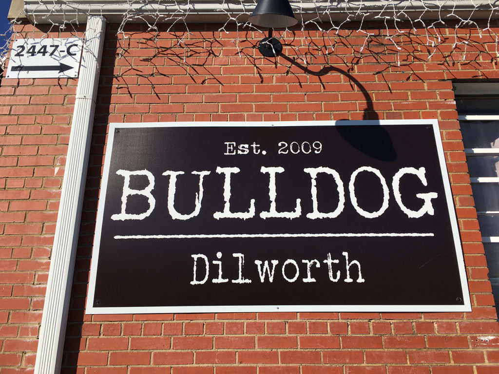 Bulldog Beer & Wine's Dilworth location is now a private social club