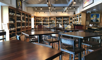 Foxcroft Wine Co.'s original SouthPark location gets a facelift and new...