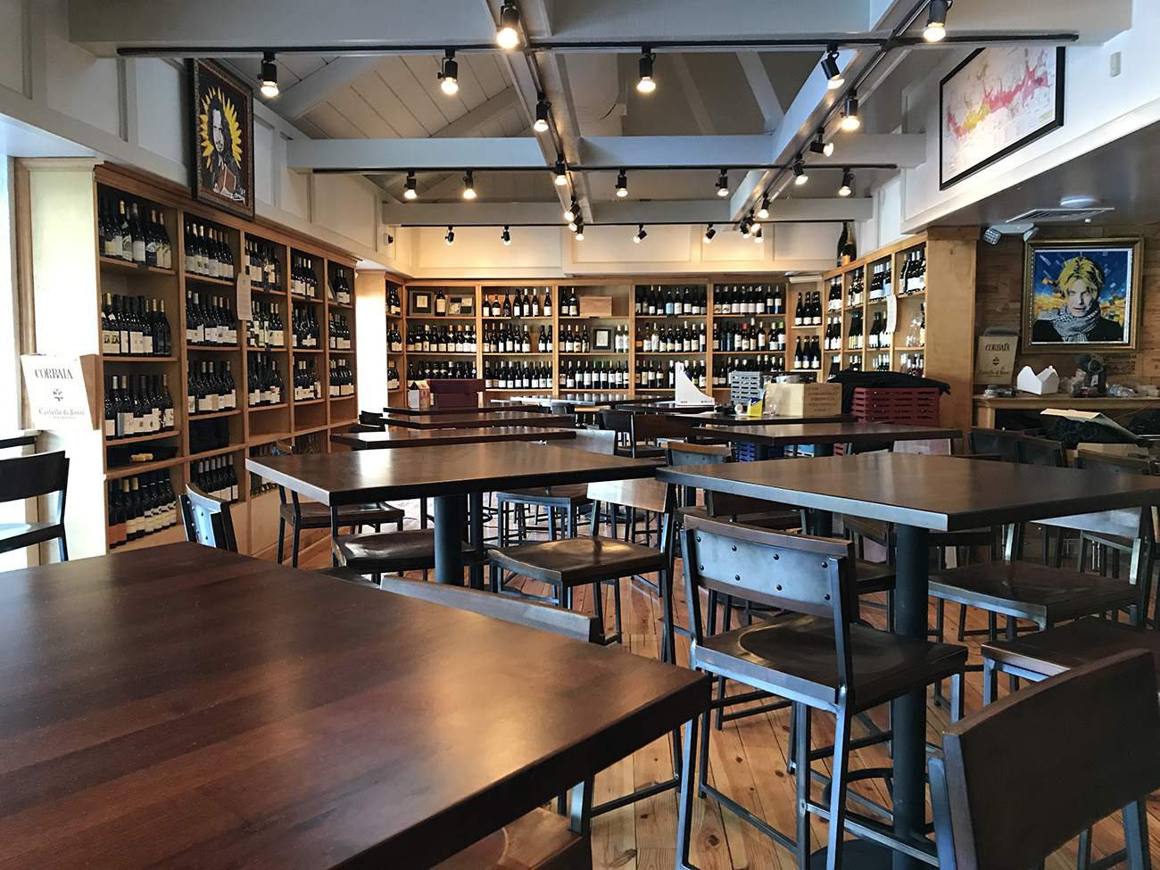 Foxcroft Wine Co.'s original SouthPark location gets a facelift and new menu ahead of the brand's expansion to Greenville