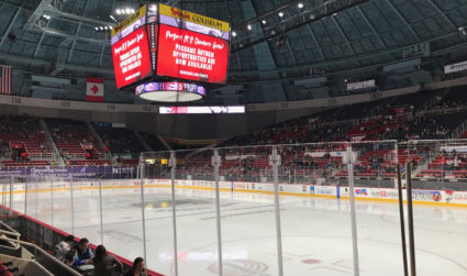 Mini Guide: 6 takeaways from attending my first Charlotte Checkers hockey...