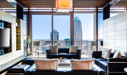 Unparalleled luxury at The VUE Charlotte