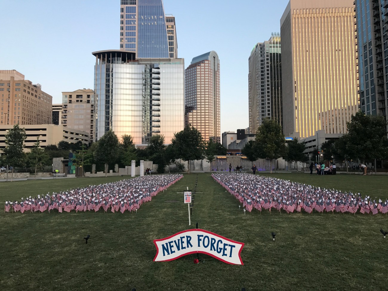 Weekday Planner: 16 things to do this week, including paying your respects at a 9/11 memorial, eating bottomless mussels and taking in the Dilworth Home Tour