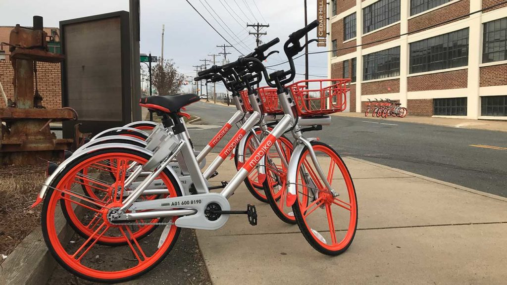 I tried all 4 of Charlotte's dockless bike shares. Here's my review of each