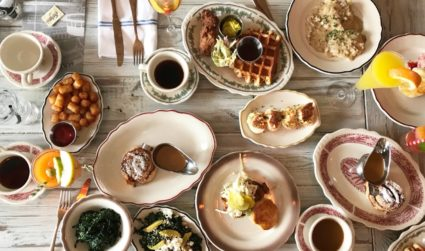 Weekday brunch is the best way to experience Haberdish without the...