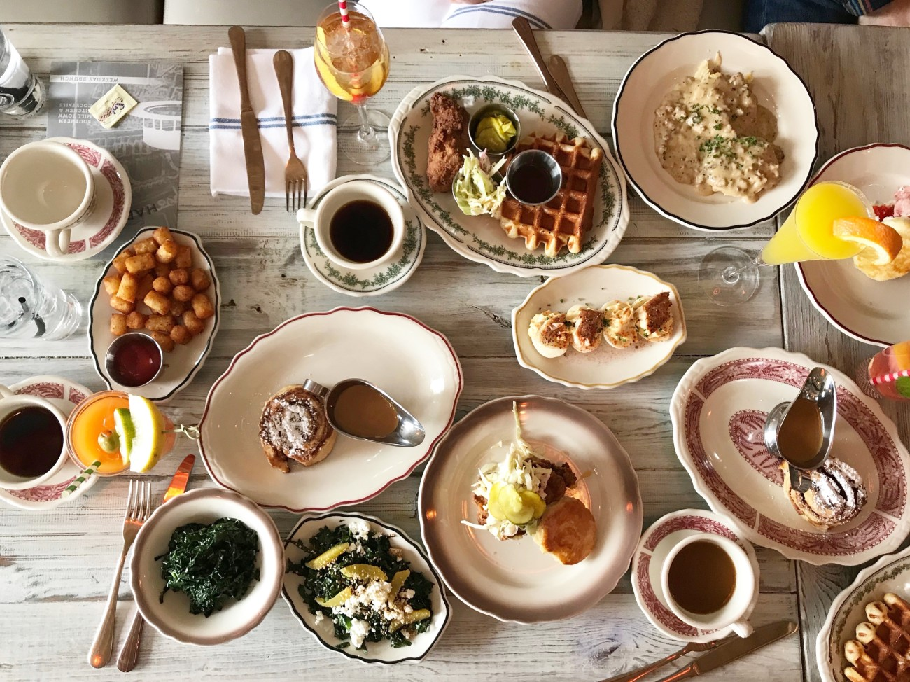 12 best brunch spots in Charlotte, plus what to order at each