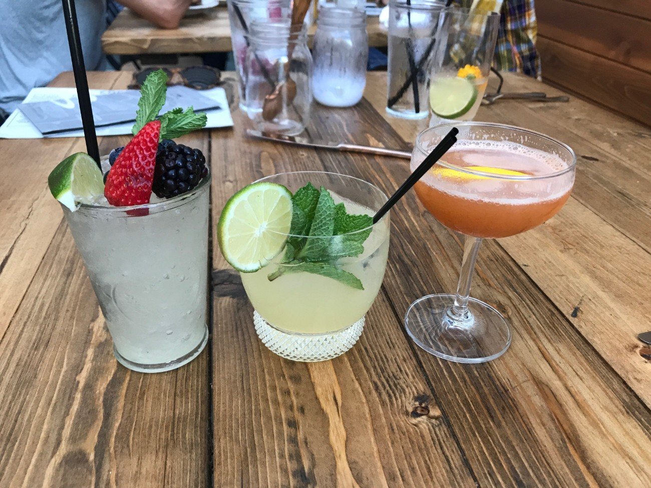 haberdish craft cocktails