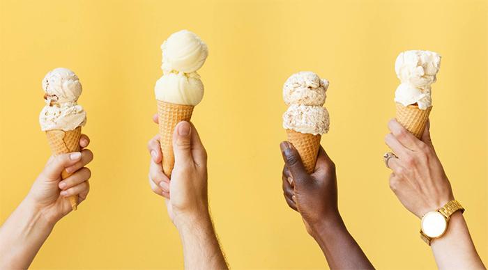ice-cream-cones-at-jeni's-south-end