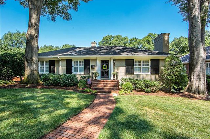 open house maryland ave myers park for sale