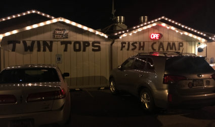 Have you dined at a Fish Camp? Maybe it's time to...