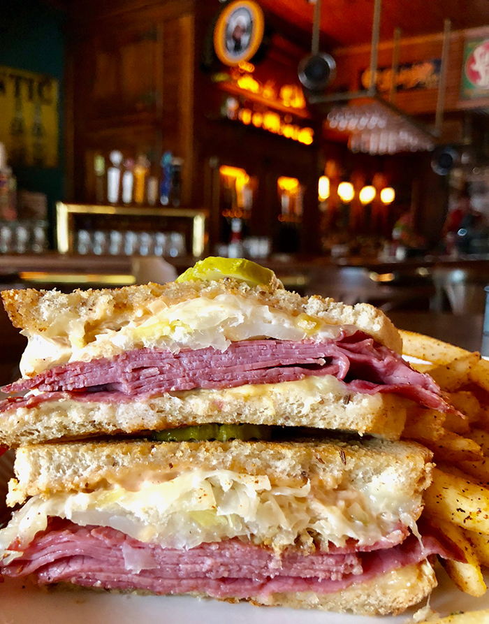 reuben-sandwich-from-alexander-micheals-charlotte-restaurant