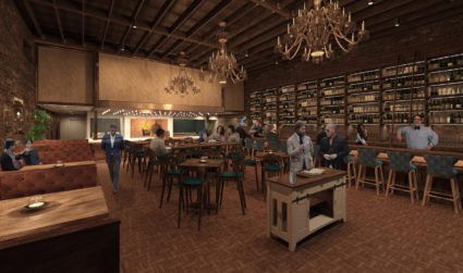 View renderings: Details emerge on The Crunkleton, opening this fall in...