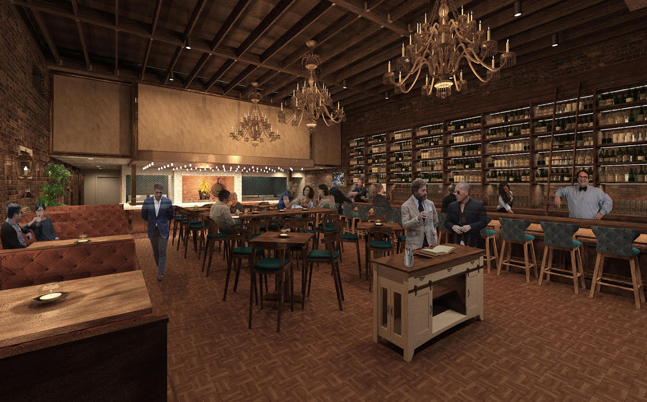 View renderings: The Crunkleton sets opening date for new Elizabeth location