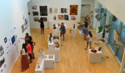 Join Charlotte Country Day School for the 10th Annual Art Exhibit...