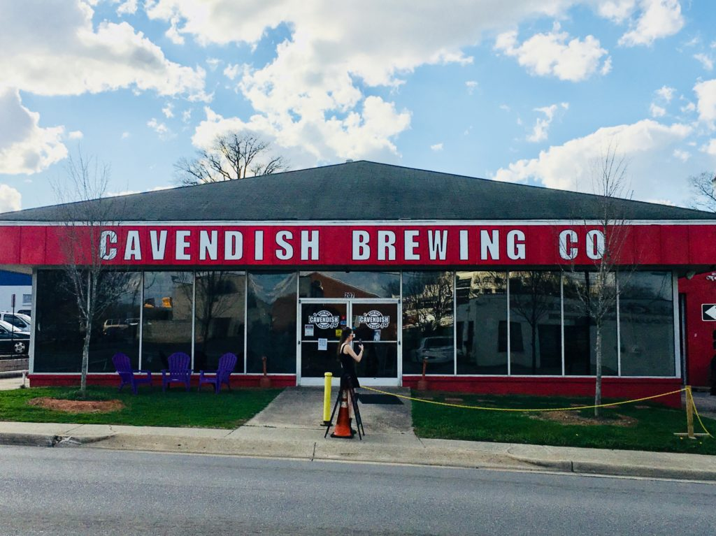 5 things to do your first time at Cavendish Brewing Company, Gastonia's only brewery