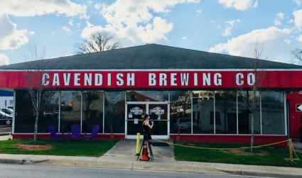 5 things to do your first time at Cavendish Brewing Company,...