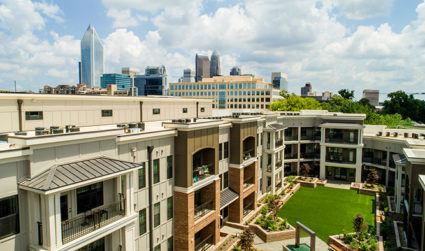 Upscale living at The Lexington Dilworth