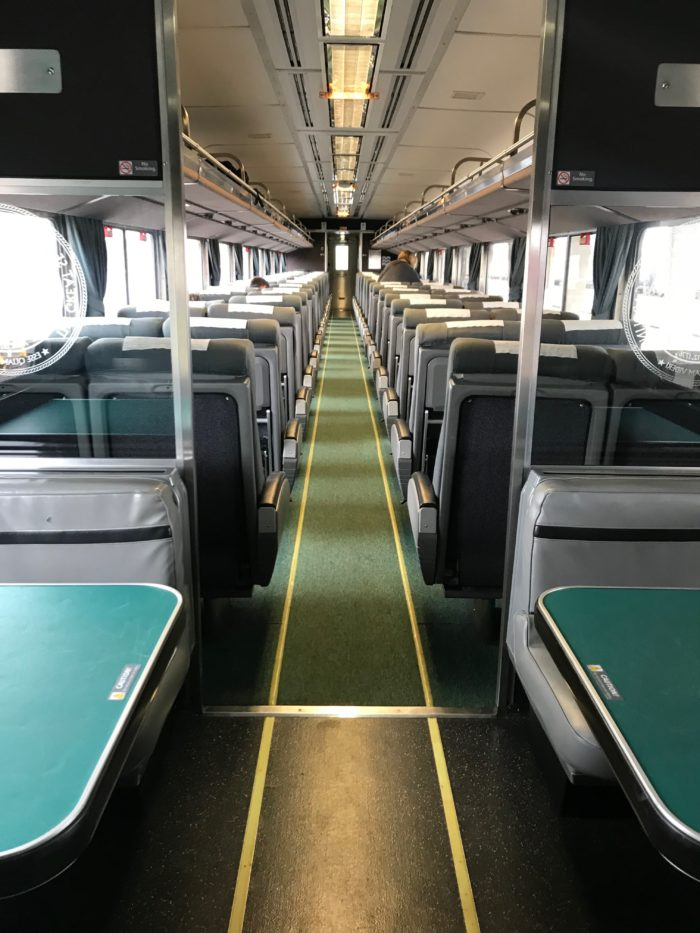 Everything you need to know about riding the Amtrak train
