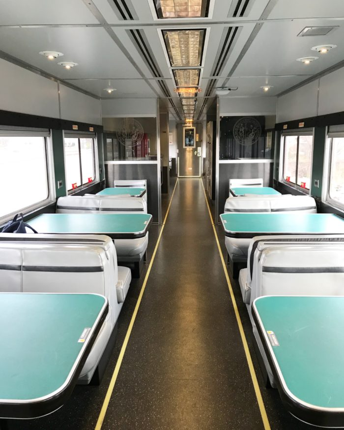 Everything You Need To Know About Riding The Amtrak Train From