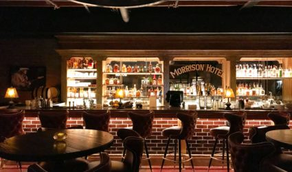 Here's how to get into BackStage Lounge, the new speakeasy behind...