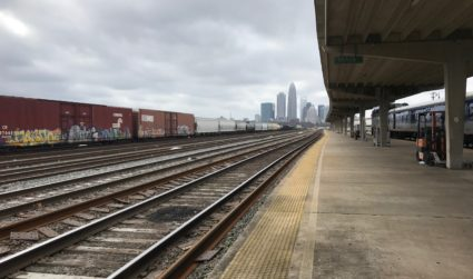 Everything you need to know about riding the Amtrak train from...